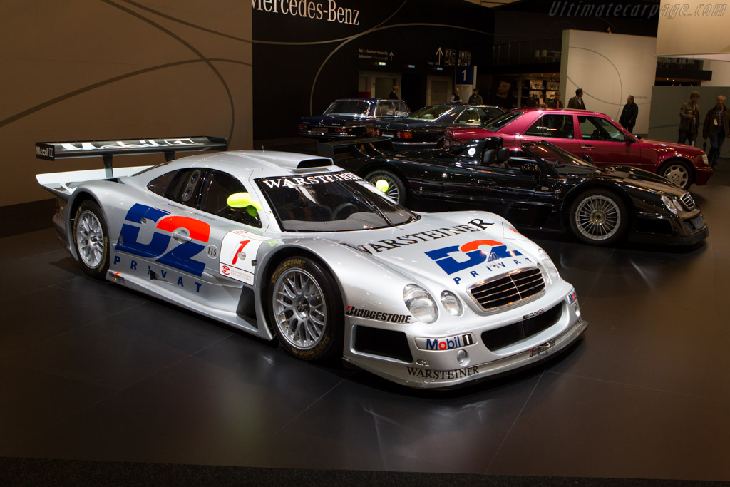 Mercedes-Benz CLK GTR - Chassis: 0004   - 2013 Techno Classica