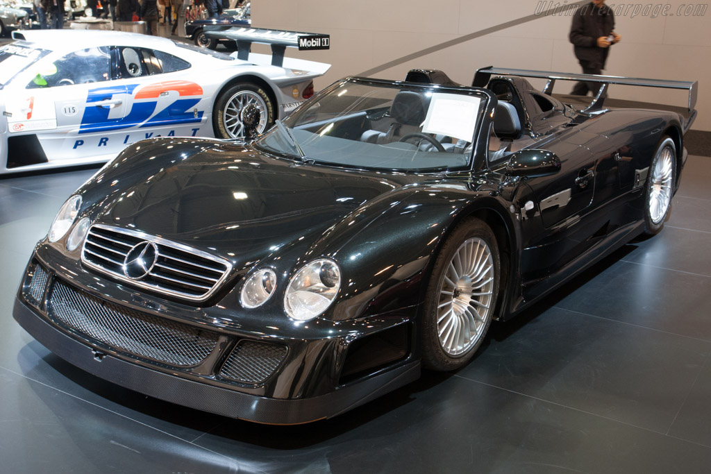 Mercedes-Benz CLK GTR Roadster - Chassis: WDB297397Y000008   - 2013 Techno Classica