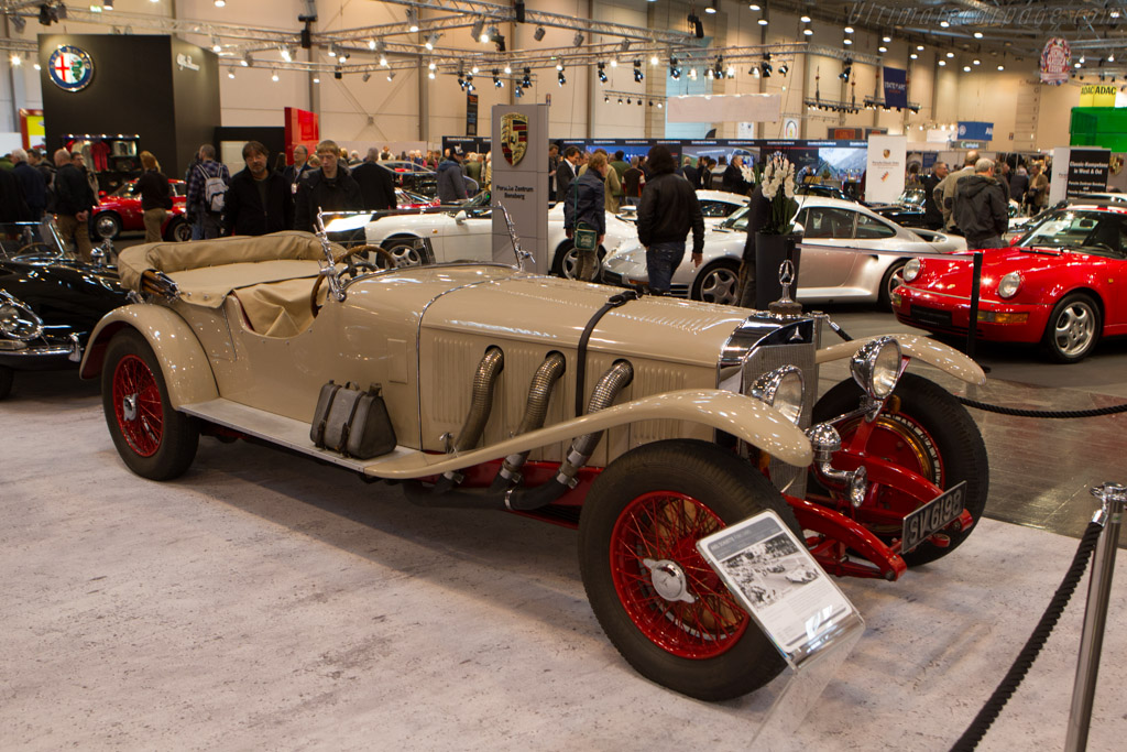 Mercedes-Benz S    - 2013 Techno Classica