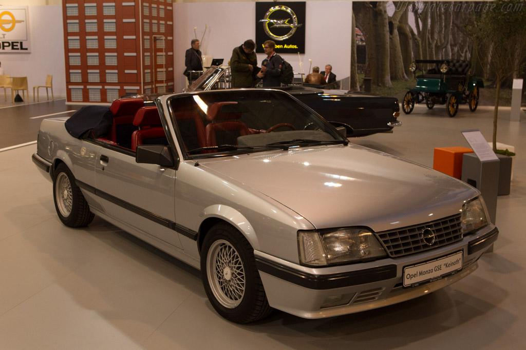 Opel Monza GSE Keinath    - 2013 Techno Classica