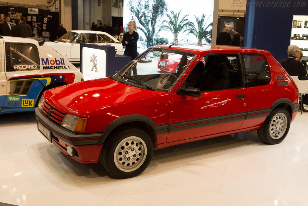 Peugeot 205 GTi    - 2013 Techno Classica