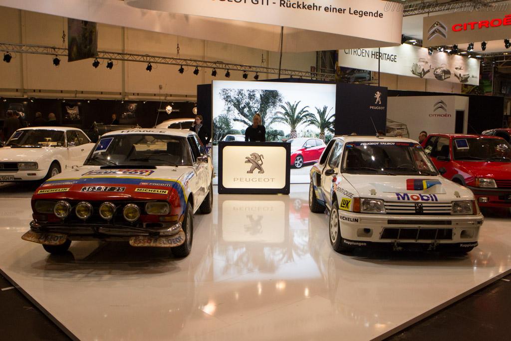 Peugeot    - 2013 Techno Classica