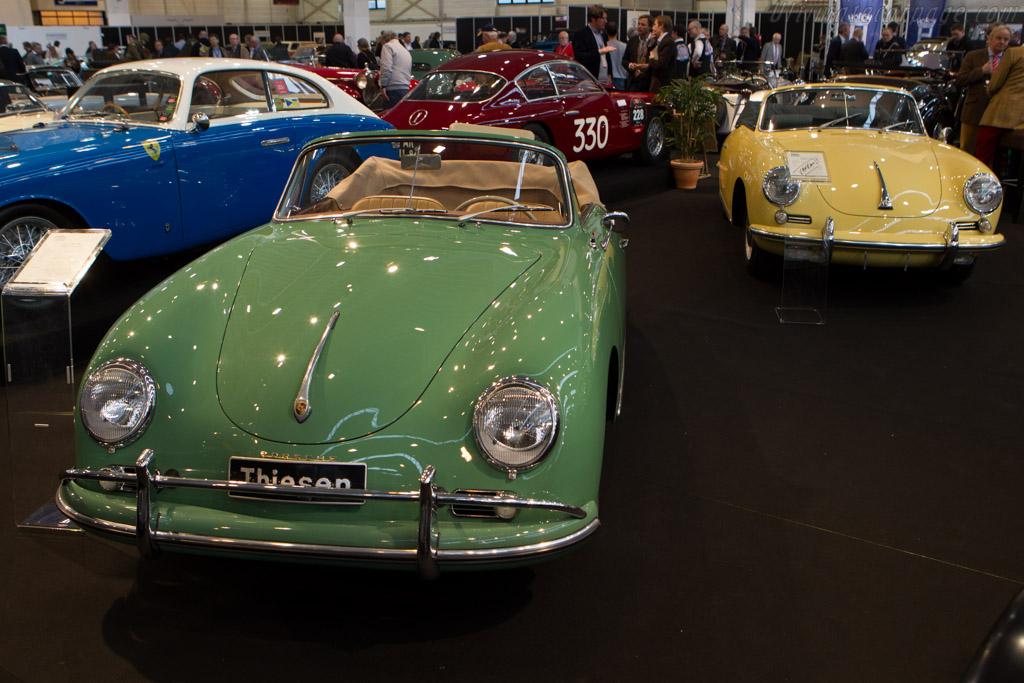 Porsche 356    - 2013 Techno Classica