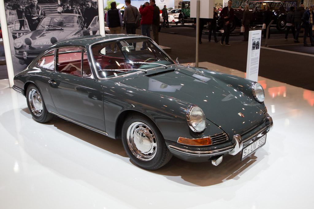 Porsche 911    - 2013 Techno Classica