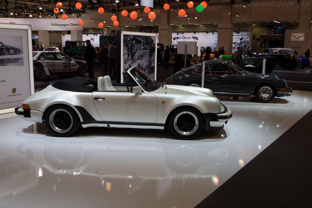 Porsche 911 Cabriolet    - 2013 Techno Classica
