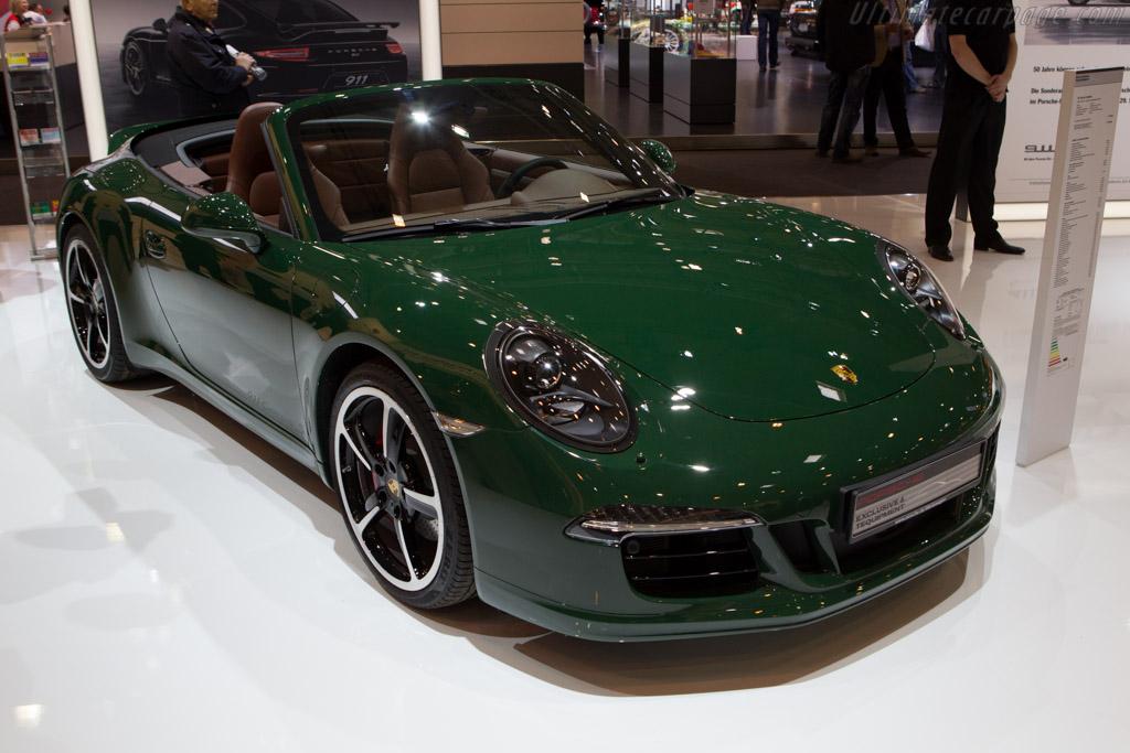 Porsche 911 Carrera S    - 2013 Techno Classica