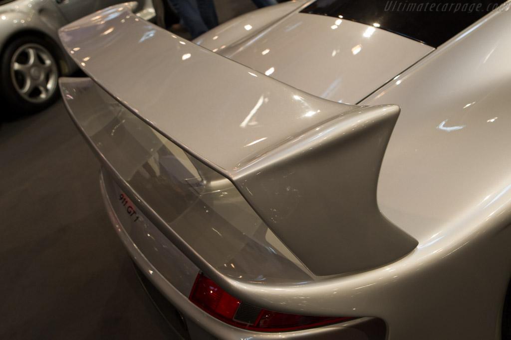 Porsche 911 GT1    - 2013 Techno Classica