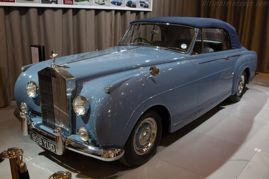Rolls-Royce Silver Cloud    - 2013 Techno Classica