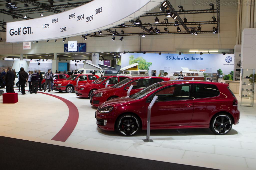 Volkswagen Golf GTI    - 2013 Techno Classica
