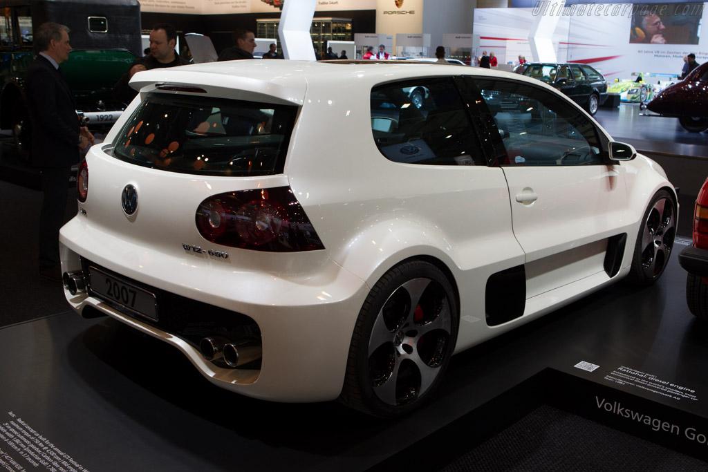 Volkswagen Golf W12   - 2013 Techno Classica