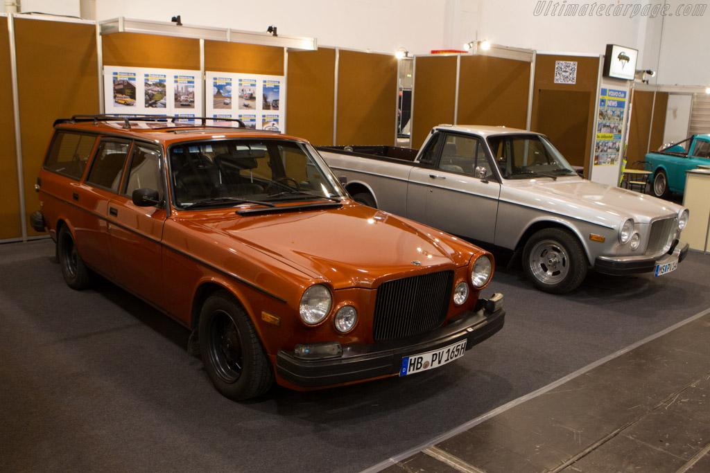 Volvo 164    - 2013 Techno Classica