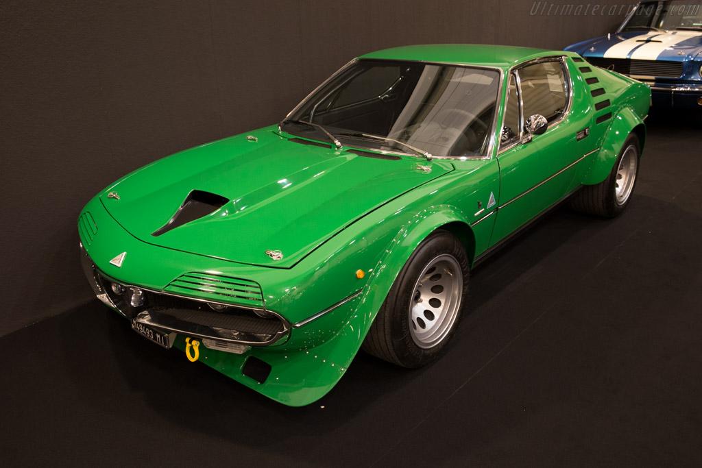 Alfa Romeo Montreal Group 4 - Chassis: AR1425230 - Entrant: Lukas Hüni  - 2015 Techno Classica