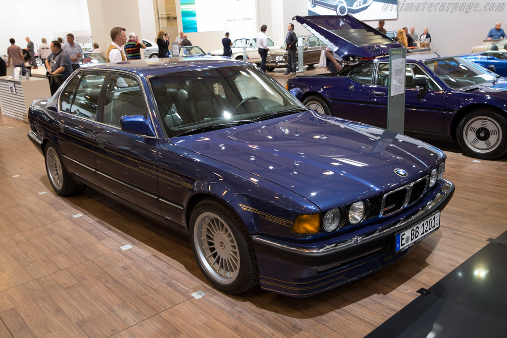 Alpina B12 5.0  - Entrant: BMW Group  - 2015 Techno Classica