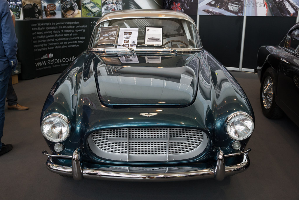 Aston Martin DB2/4 Vignale Coupe    - 2015 Techno Classica