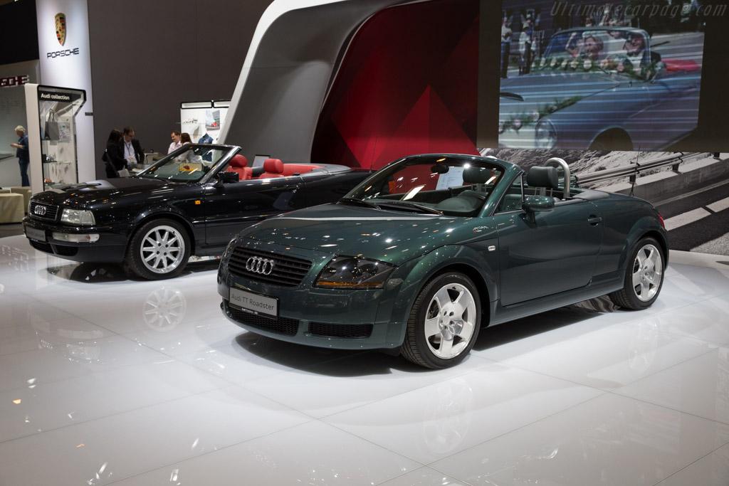 Audi TT  - Entrant: Audi Mobile Tradition  - 2015 Techno Classica