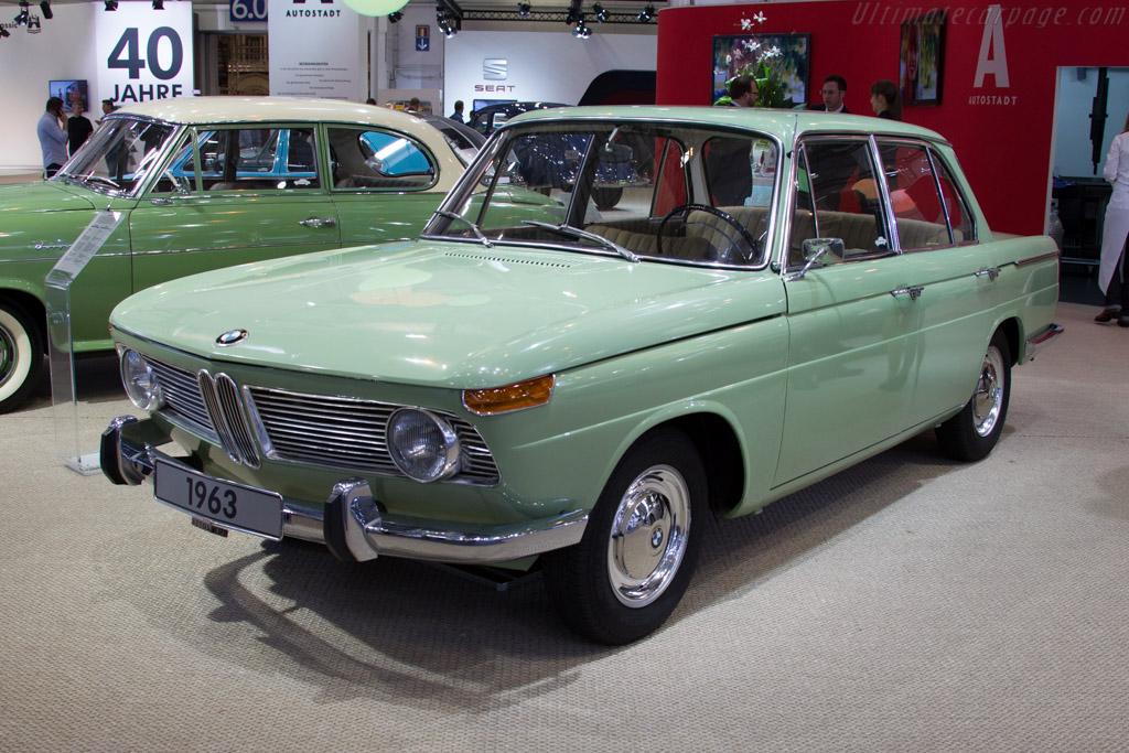 BMW 1500  - Entrant: Autostadt  - 2015 Techno Classica