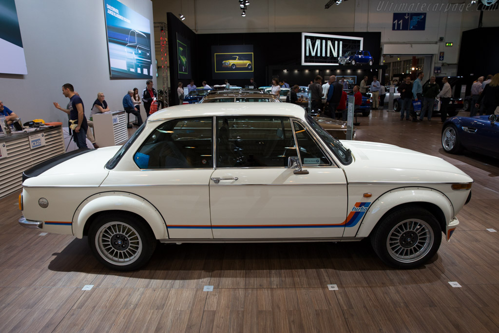 BMW 2002 Turbo  - Entrant: BMW Group  - 2015 Techno Classica