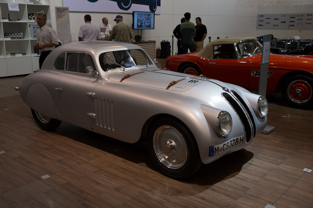 BMW 328 Touring Coupe - Chassis: 85368 - Entrant: BMW Group  - 2015 Techno Classica