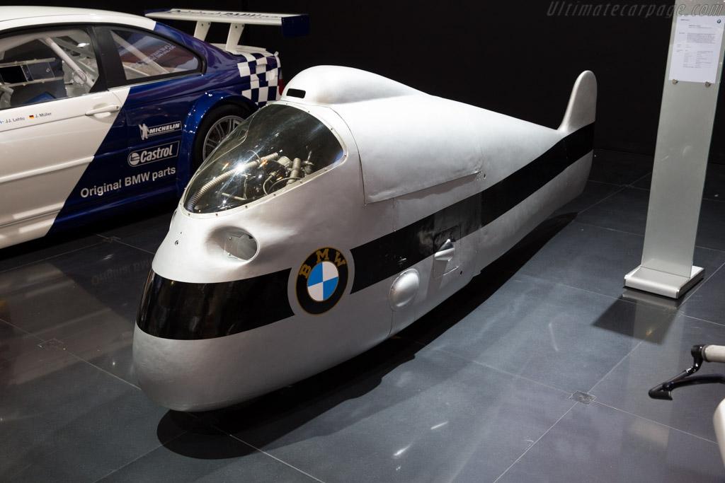 BMW 500cc World Record Breaker  - Entrant: BMW Group  - 2015 Techno Classica