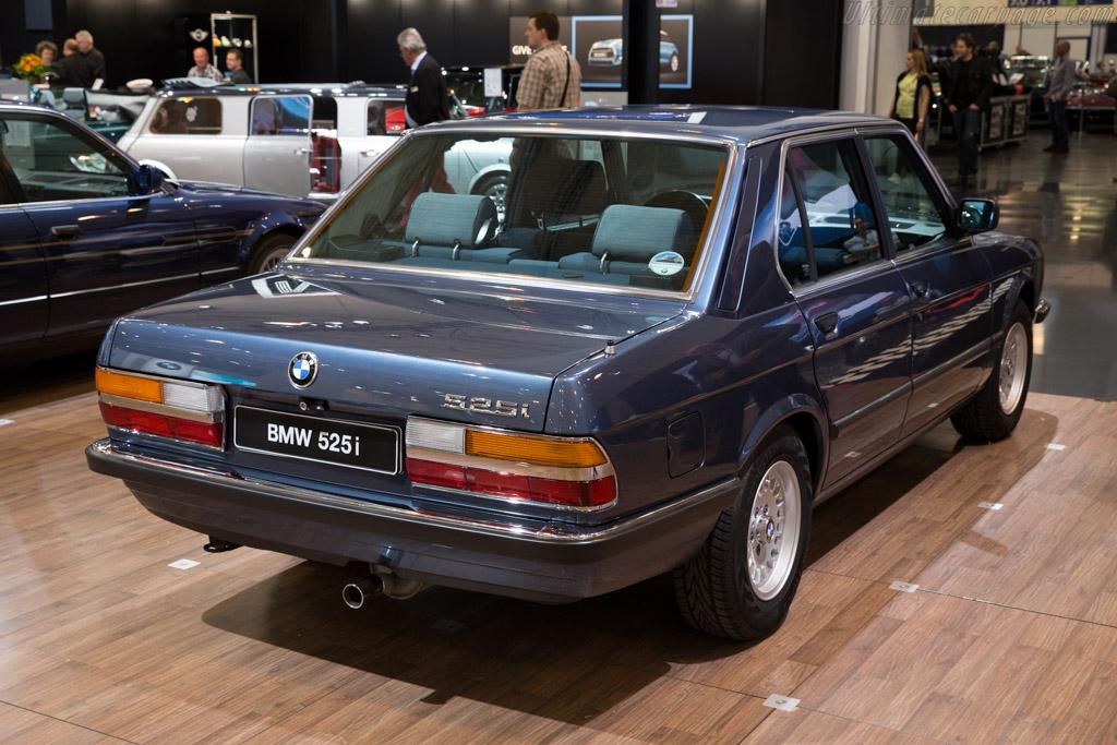 BMW 525i  - Entrant: BMW Group  - 2015 Techno Classica