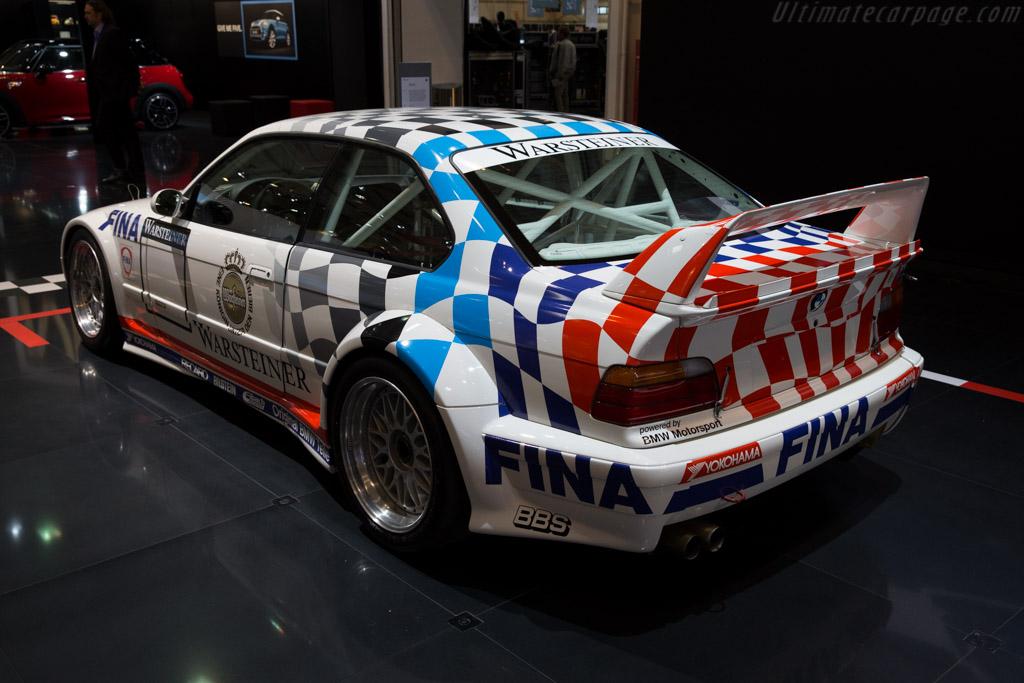 BMW M3 GTR  - Entrant: BMW Group  - 2015 Techno Classica