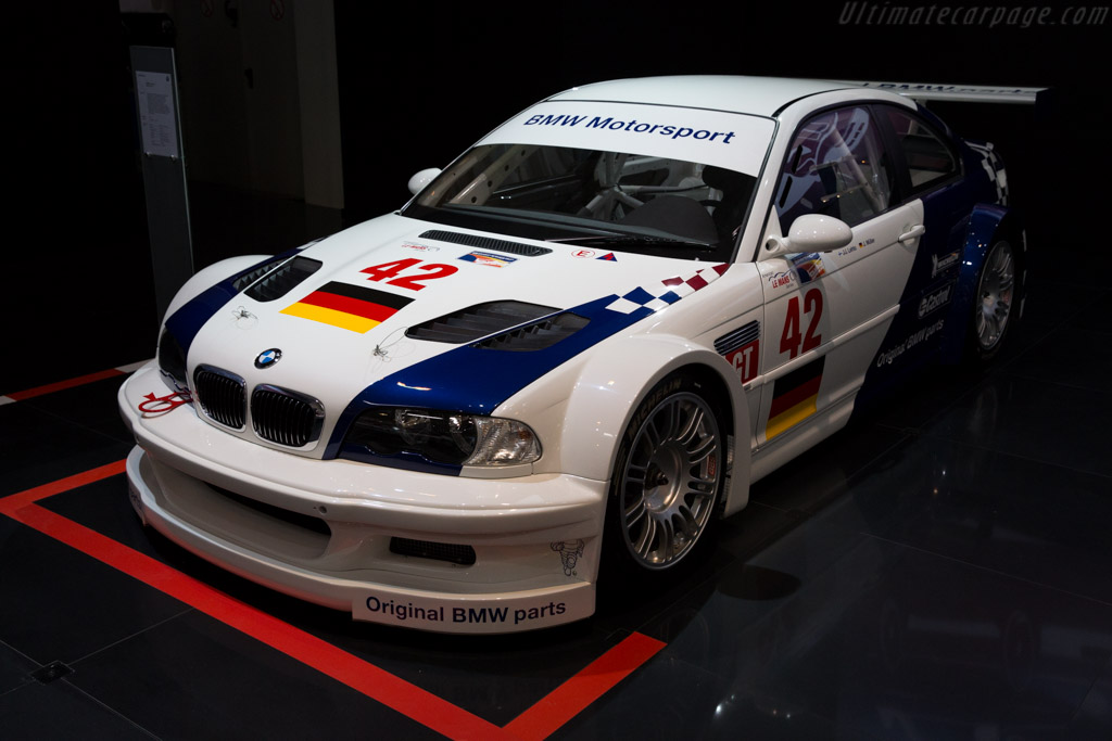 BMW M3 GTR  - Entrant: BMW Group  - 2015 Techno Classica