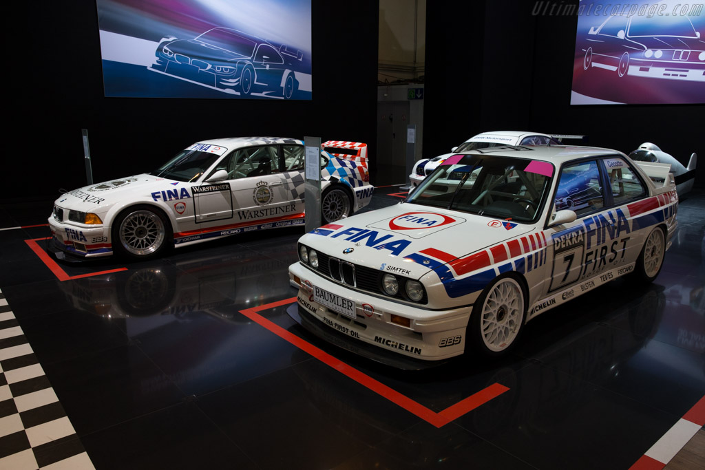 BMW M3 Group A  - Entrant: BMW Group  - 2015 Techno Classica