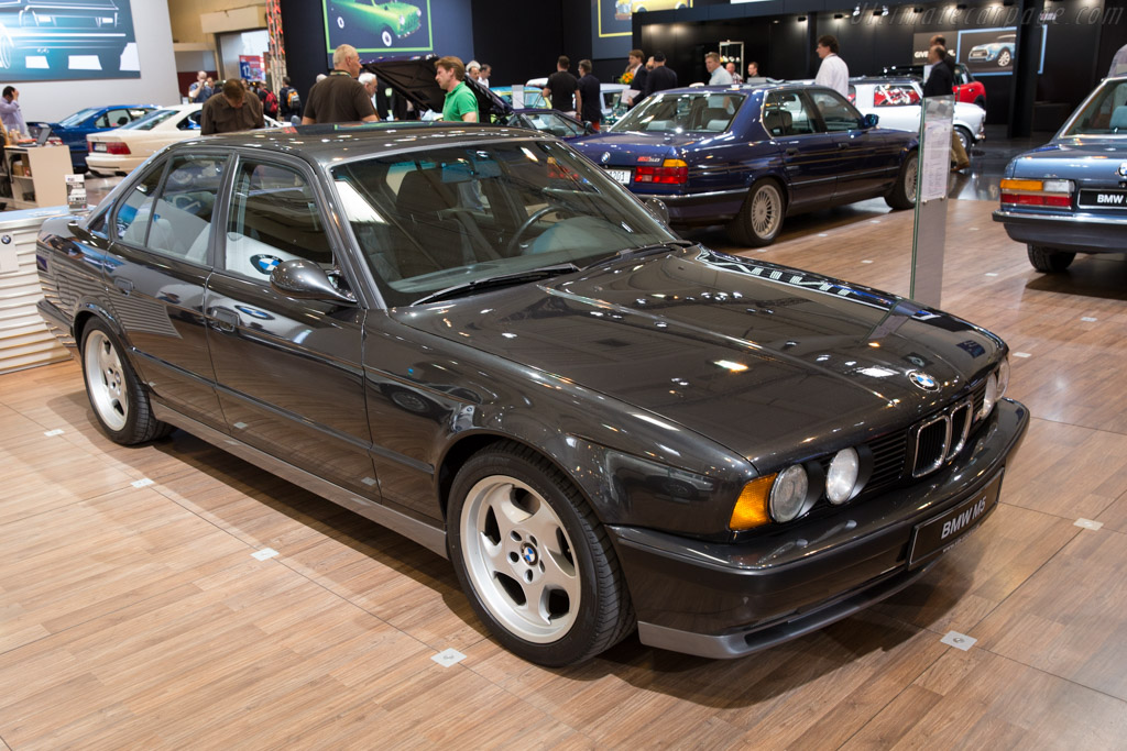 BMW M5  - Entrant: BMW Group  - 2015 Techno Classica