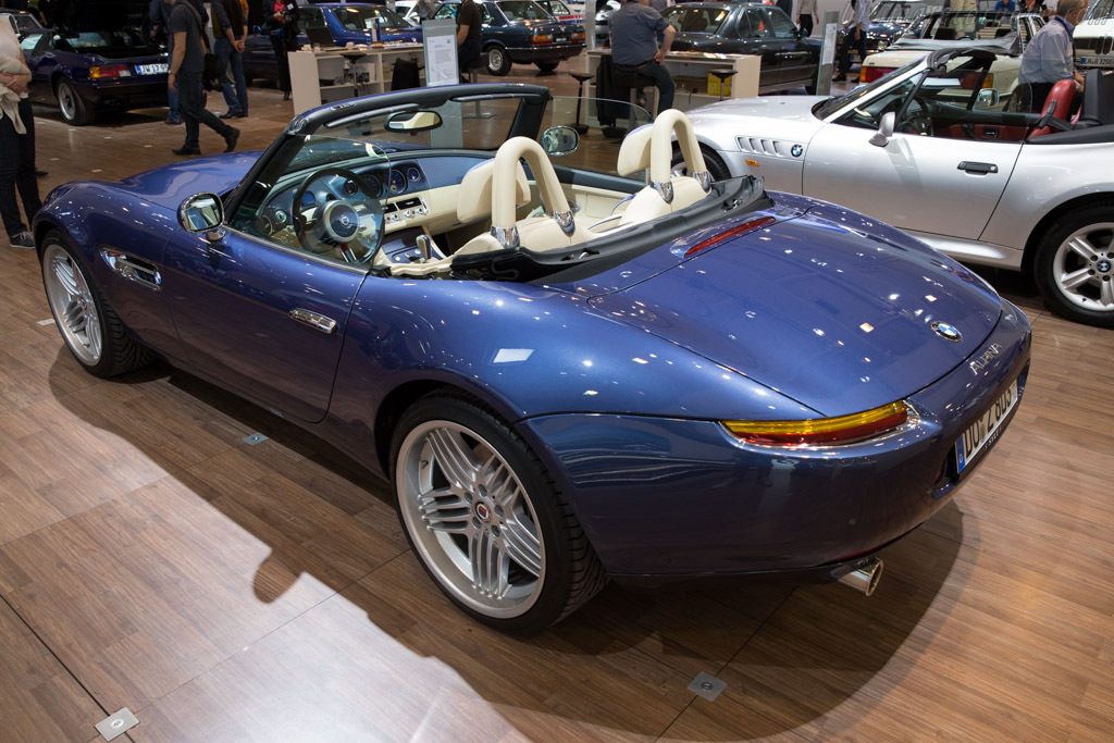 BMW Z8  - Entrant: BMW Group  - 2015 Techno Classica