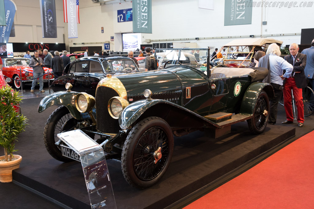 Bentley 3 Litre Speed Model - Chassis: 703   - 2015 Techno Classica