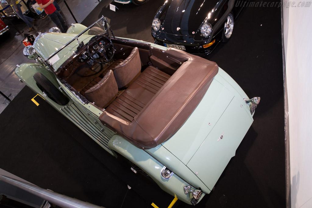 Bentley 3.5 litre Oxborrow - Chassis: BC142-CR - Entrant: Coys  - 2015 Techno Classica