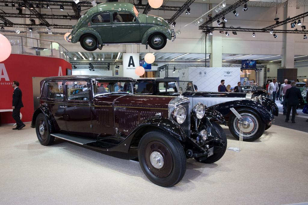 Bentley 8-Litre Mulliner Saloon - Chassis: YF5001 - Entrant: Autostadt  - 2015 Techno Classica