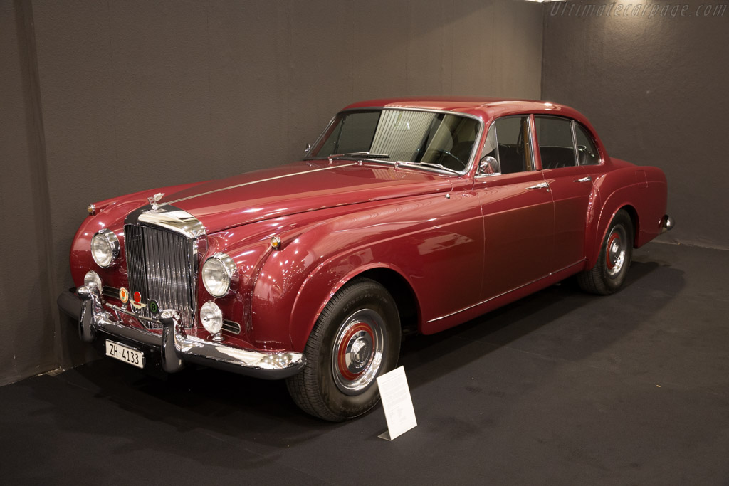 Bentley S2 Continental Mulliner Flying Spur - Chassis: BC73LBY - Entrant: Lukas Hüni  - 2015 Techno Classica