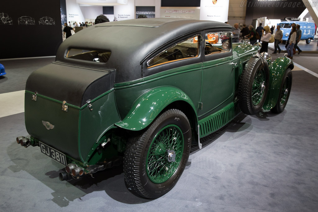 Bentley Speed Six Blue Train - Chassis: HM2855 - Entrant: Bentley Motors  - 2015 Techno Classica