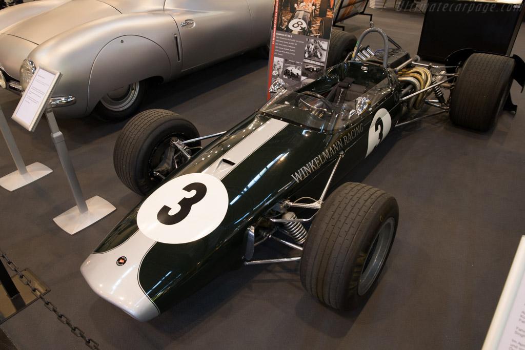 Brabham BT23 - Chassis: BT23/5   - 2015 Techno Classica