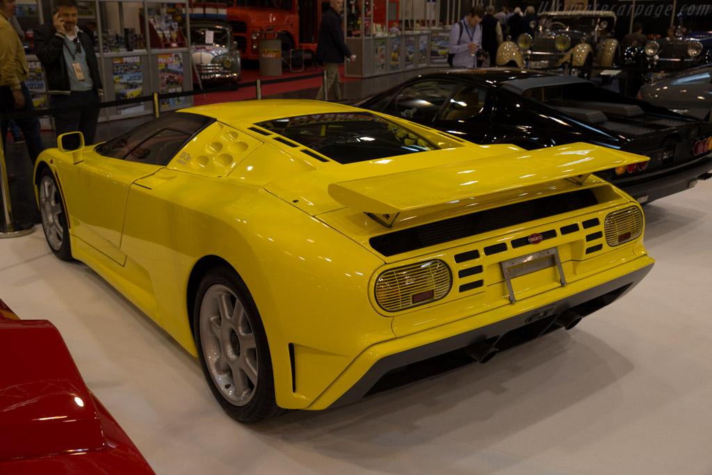 Bugatti EB110 SS - Chassis: ZA9BB02J0SCD39038 - Entrant: Jan Lühn  - 2015 Techno Classica