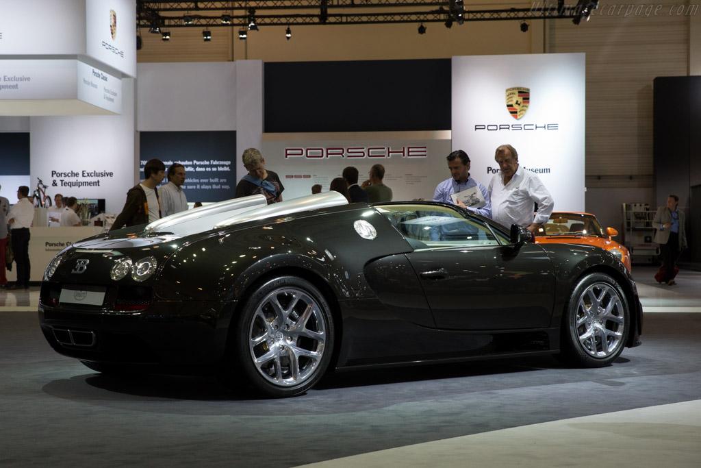 Bugatti Veyron Grand Sport Vitesse - Chassis: VF9SV25264M795047 - Entrant: Bugatti Automobiles  - 2015 Techno Classica