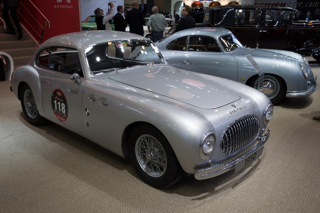 Cisitalia 202 Coupe - ...