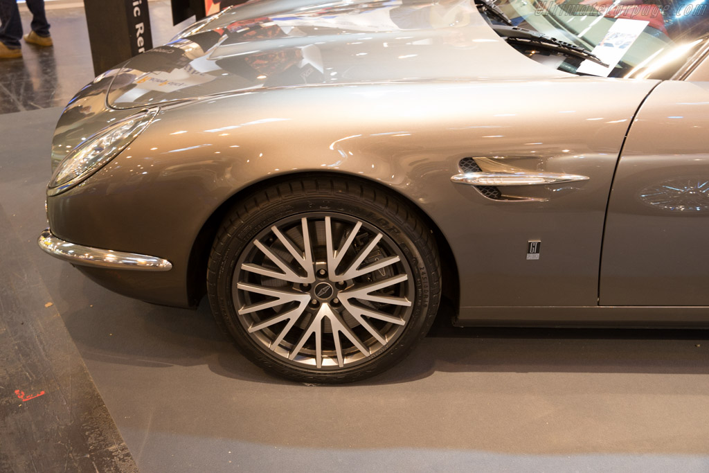 David Brown Speedback GT    - 2015 Techno Classica