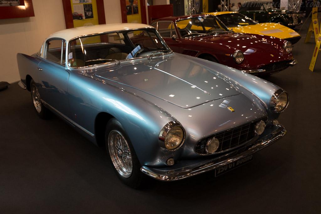 Ferrari 250 GT Boano Coupe - Chassis: 0569GT - Entrant: Ferrari  - 2015 Techno Classica
