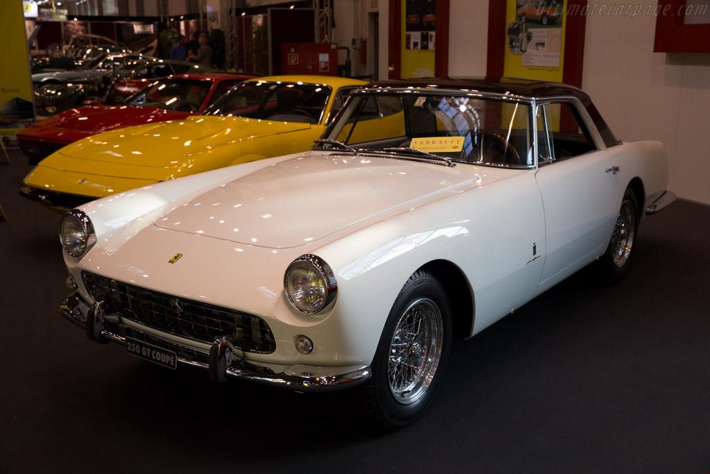 Ferrari 250 GT Coupe - Chassis: 1793GT - Entrant: Ferrari  - 2015 Techno Classica