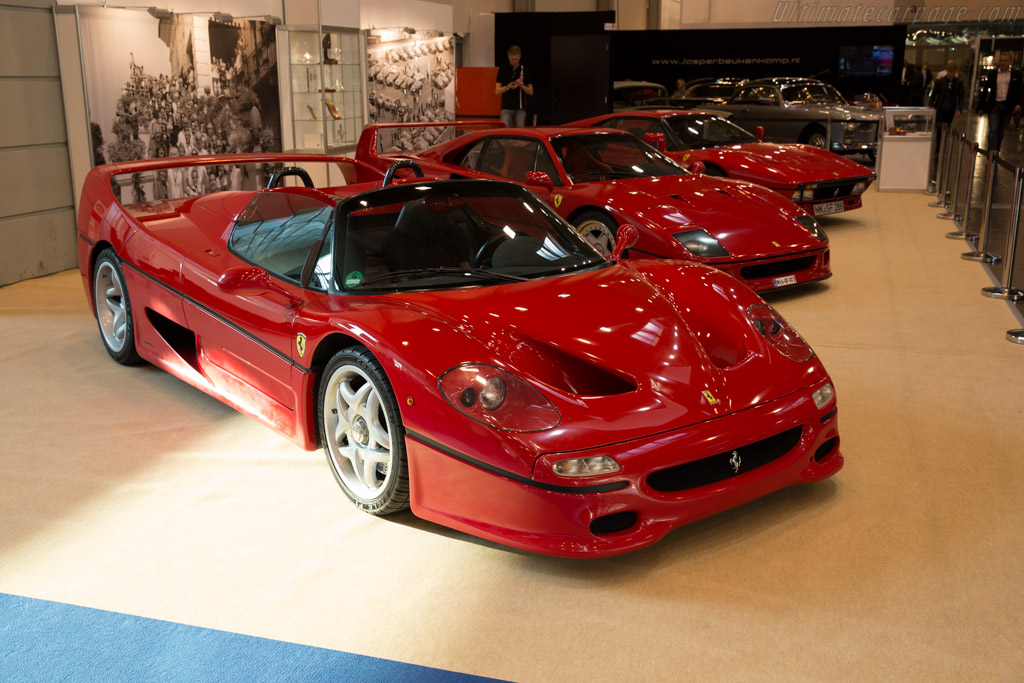 Ferrari F50  - Entrant: Ferrari Club Germany  - 2015 Techno Classica