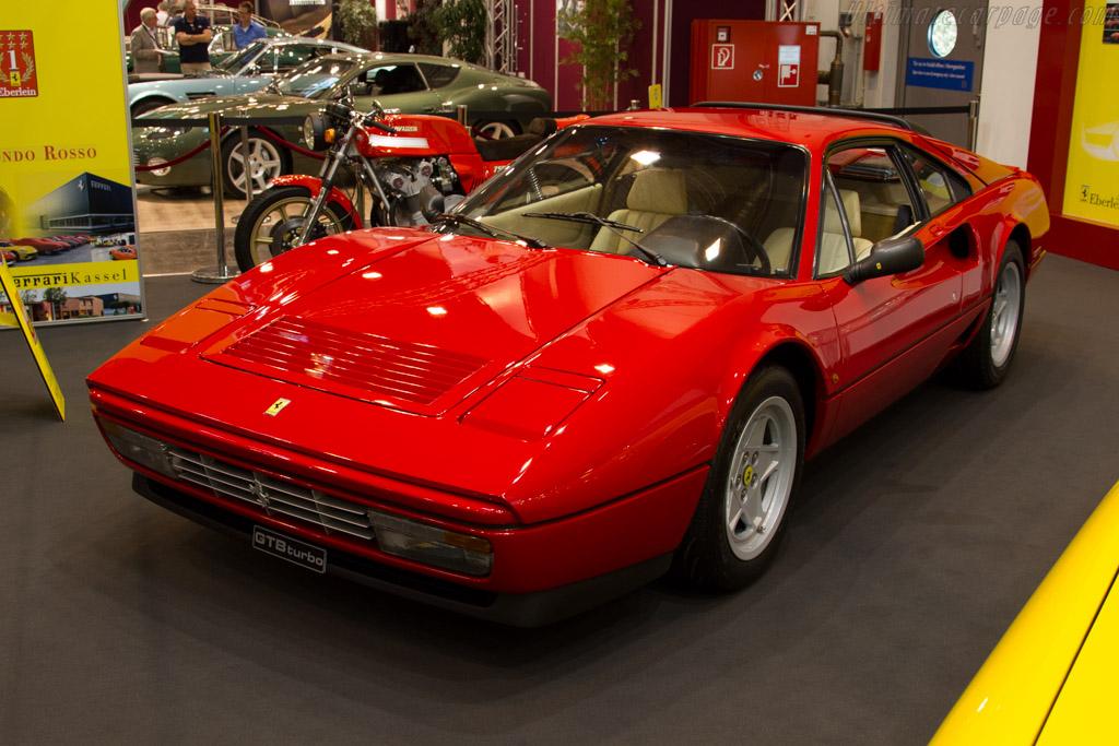 Ferrari GTB Turbo - Chassis: 75605 - Entrant: Ferrari  - 2015 Techno Classica