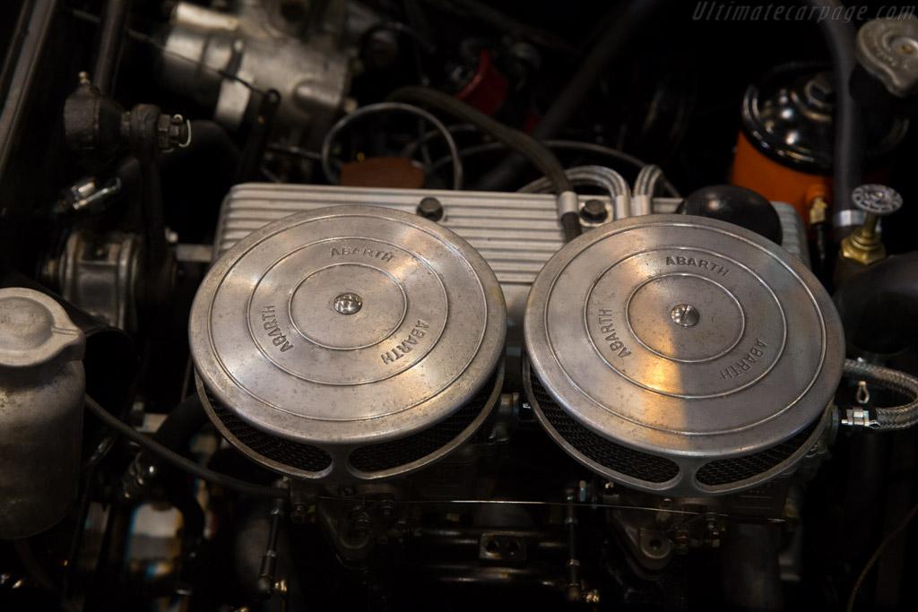 Fiat 1100 Zagato Coupe - Chassis: 103*000*019315 - Entrant: Strada e Corsa  - 2015 Techno Classica