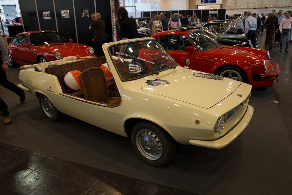 Fiat Shelette    - 2015 Techno Classica