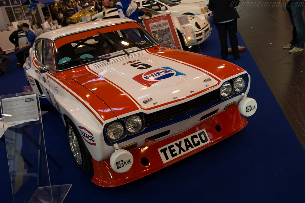 Ford Capri RS  - Entrant: Ford Clubs Germany  - 2015 Techno Classica