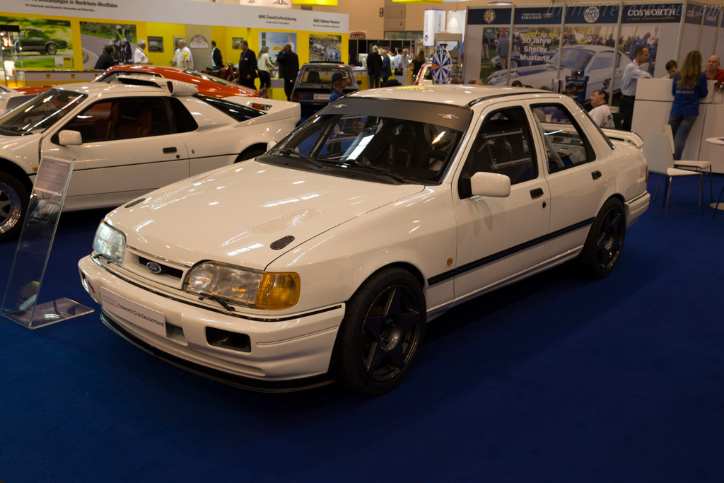 Ford Sierra Cosworth  - Entrant: Ford Clubs Germany  - 2015 Techno Classica
