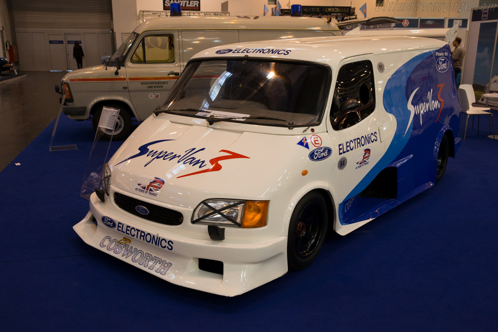 Ford Supervan 3  - Entrant: Ford Clubs Germany  - 2015 Techno Classica