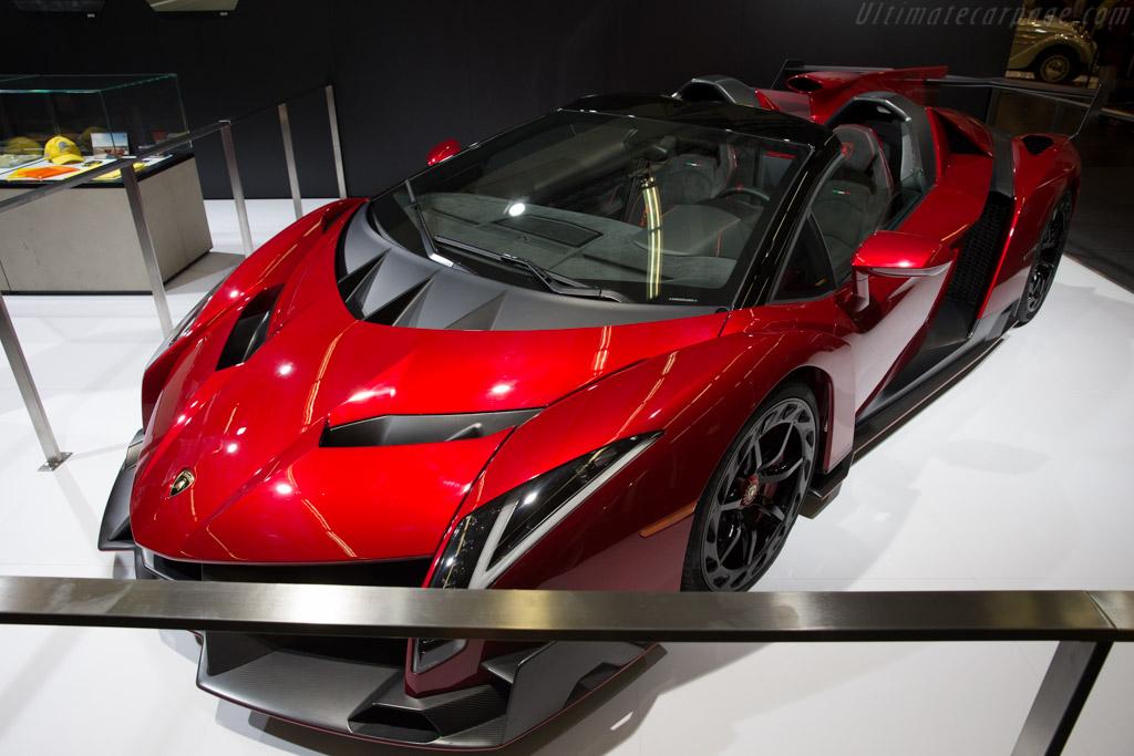 Lamborghini Veneno Spider - Chassis: ZHWEB3ZD1ELA00001 - Entrant: Lamborghini  - 2015 Techno Classica