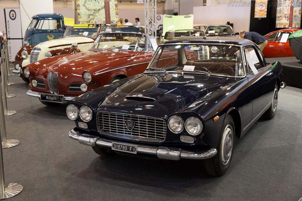 Lancia Flaminia Coupe    - 2015 Techno Classica